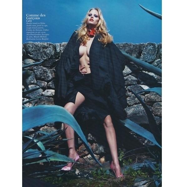 Изображение 26. Съемки: Harper's Bazaar, Industrie, Vogue и другие.. Изображение № 73.