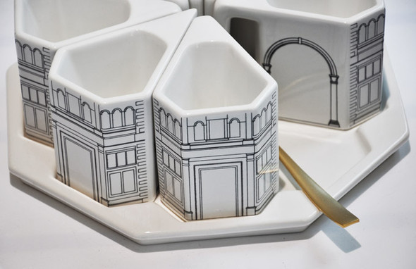 Посуда в стилях. Изображение № 8.