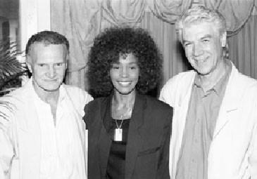 """ЛЕГЕНДА """" – 46″. Whitney Houston. Изображение № 6."""