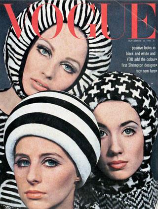 Калейдоскоп обложек Vogue. Изображение № 33.