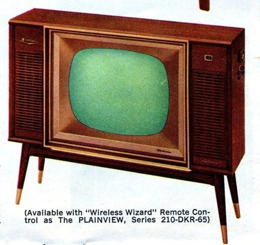 Телевизоры 1960х годов. Изображение № 30.