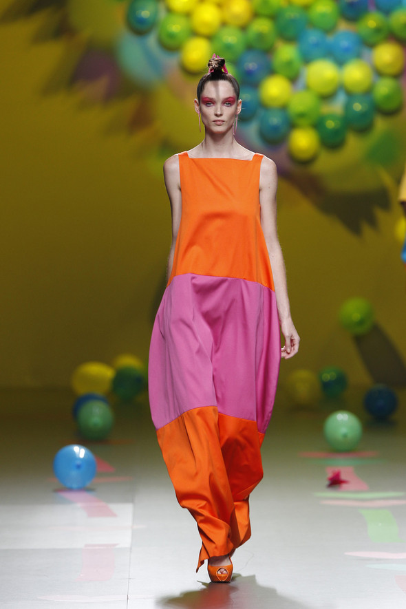 Madrid Fashion Week SS 2012: Agatha Ruiz de la Prada. Изображение № 30.