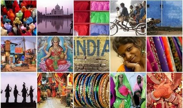 Геогид по Индии от Pososhok.ru. Изображение № 1.