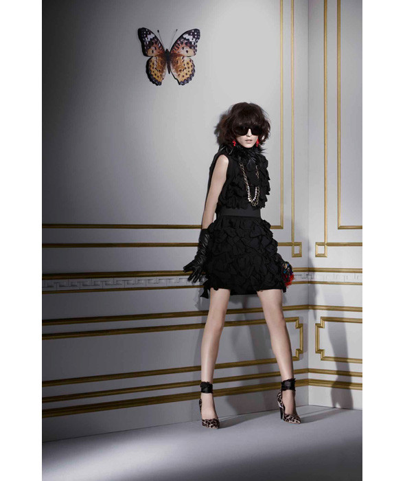 Коллекцию Lanvin для H&M показали полностью. Изображение № 13.