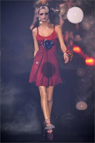 John Galliano Spring-Summer 2010. Изображение № 23.