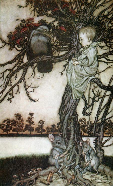 Arthur Rackham (1867–1939). Изображение № 8.