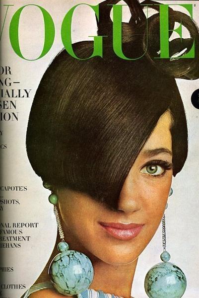 Изображение 30. Мода 60х: макияж.. Изображение № 30.