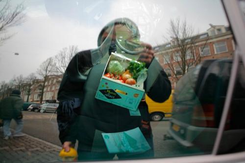 Изображение 12. Амстердам. Рынок и Девять Улиц с Каролайн.. Изображение № 12.