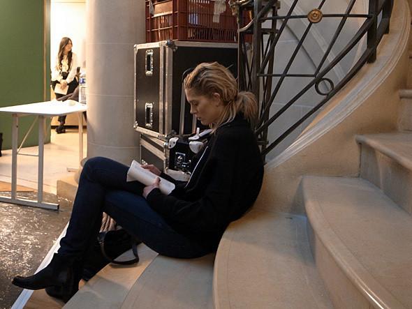 Изображение 6. Paris Fashion Week: первые два дня.. Изображение № 4.