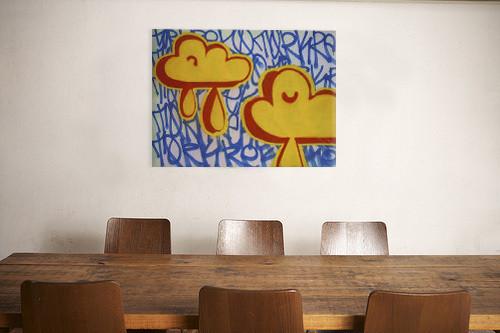 Изображение 3. Граффити панели ROCK-N-WALL.. Изображение № 3.