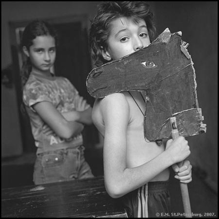 Скрытые грани детства (Евгений Мохорев). Изображение № 13.