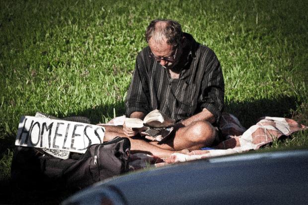 Бездомная жизнь в фотографиях Jay Raff. Изображение № 11.