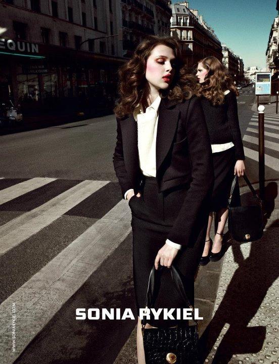 Новые кампании: Donna Karan, H&M, Mauro Grifoni, Stella McCartney, Sonya Rykiel. Изображение №36.