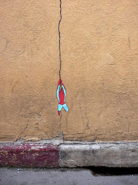 Большая коллекция уличного искусства. Изображение № 14.