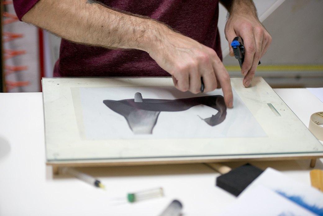 Цианотипия:  Как напечатать фотографию своими руками. Изображение № 18.