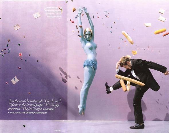 Мир с обложки Тим Уокер. Изображение № 30.