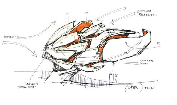 Мечты о другой жизни: Архитектура на грани реальности. Изображение № 43.