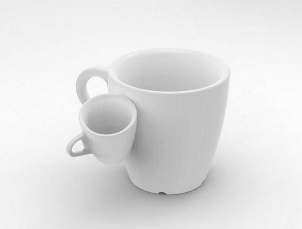 Изображение 4. Предмет: Серия из 30 кофейных чашек.. Изображение № 4.