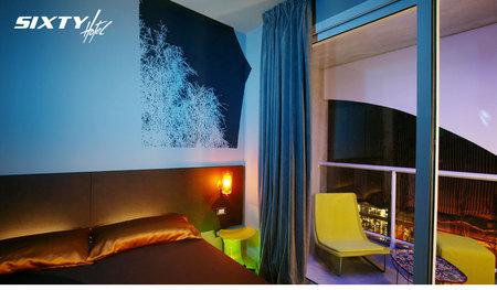 Отель-магазин синдивидуальной отделкой каждого номера. Изображение № 18.