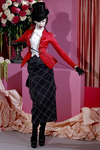Неделя моды в Париже: Haute Couture. Изображение № 2.