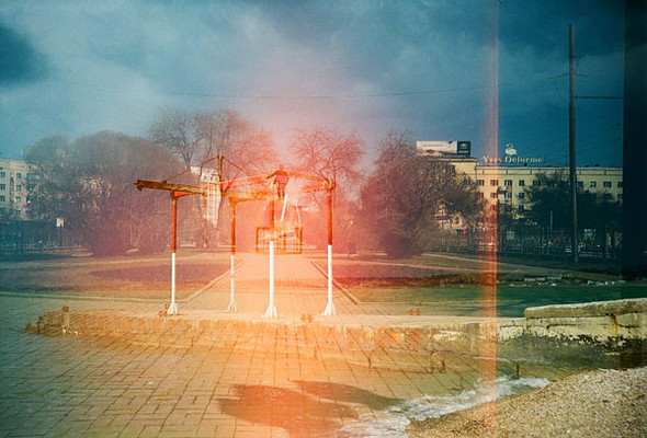 Lomography. Connecting cities. Изображение № 5.