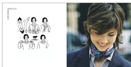 9 Способов повязать платок. Изображение № 2.