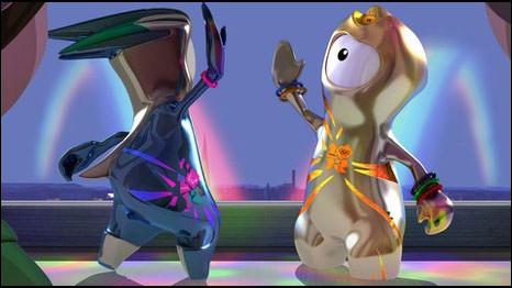 Венлок и Мандевилль - новые талисманы олимпиады 2012. Изображение № 2.