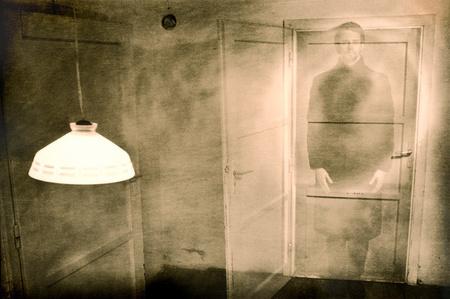 Бёрёц Балаж – фотограф автопортретист. Изображение № 4.