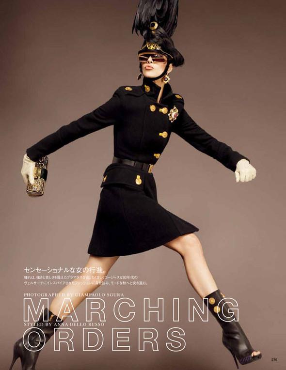 Съёмка: Эмелин Валад для Vogue. Изображение № 1.