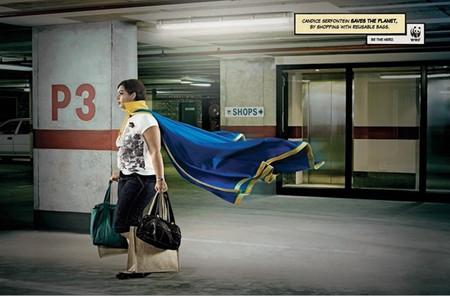 Социальная рекламная кампания фонда дикой природы WWF. Изображение № 7.