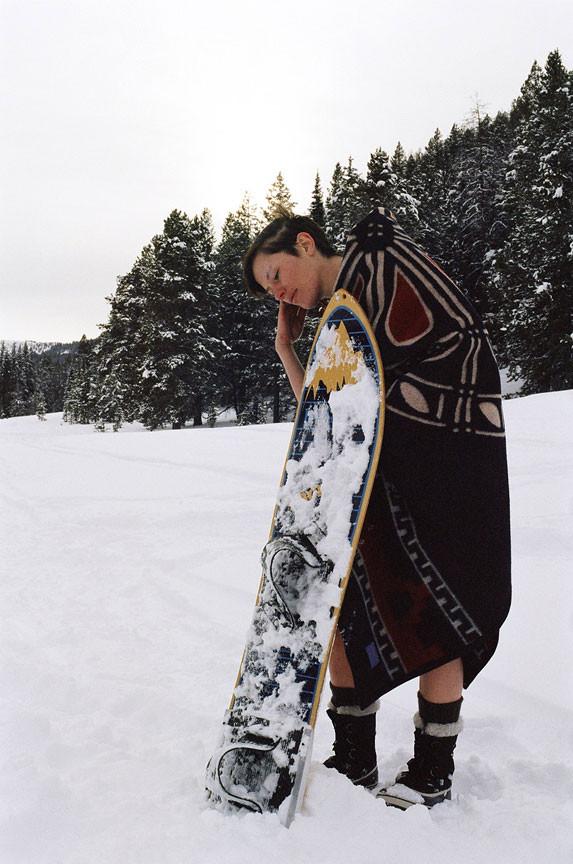 9 атмосферных фотоальбомов о зиме. Изображение № 47.