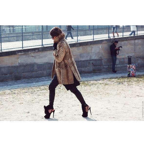 Изображение 89. На полях: 10 тенденций уличного стиля с прошедших недель моды.. Изображение № 89.