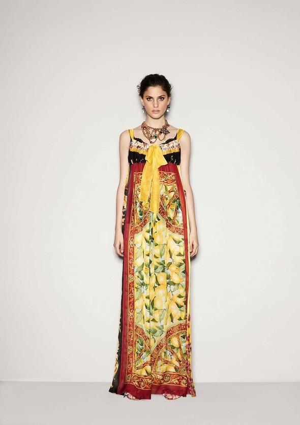 Лукбук: Dolce & Gabbana FW 2011 Women's. Изображение № 89.