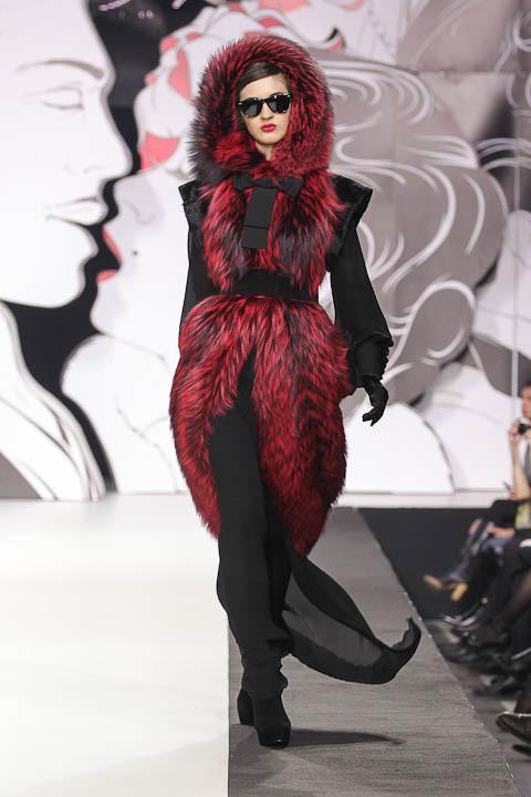 """Коллекция """"La Femme Magnifique"""" Модного Дома Игоря Гуляева. Изображение № 22."""