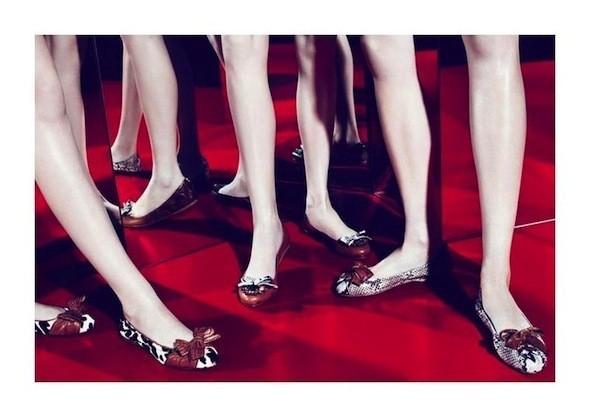 Изображение 48. Рекламные кампании: Celine, Marc Jacobs, Miu Miu и другие.. Изображение № 54.