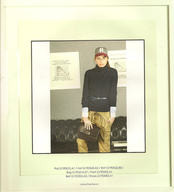 Lookbook Golden Goose women's FW2011-2012. Изображение № 25.