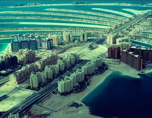 Изображение 23. Dubai: приверженец масштаба.. Изображение № 23.