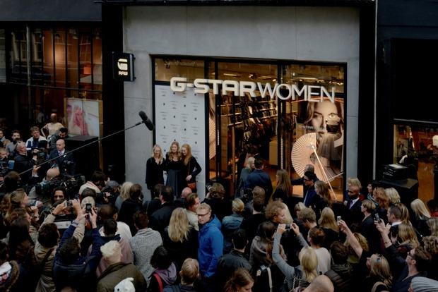 Первый в мире бутик для женщин G-Star Women. Изображение № 6.