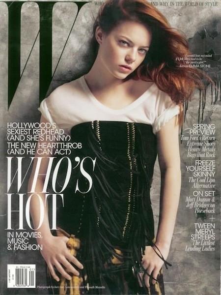 Коллекция Gucci SS 2011 появилась на 50 обложках журналов. Изображение № 11.
