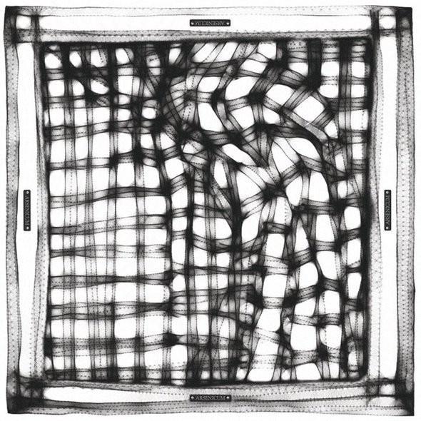 Изображение 14. Лукбук: платки Arsenicum.. Изображение № 14.