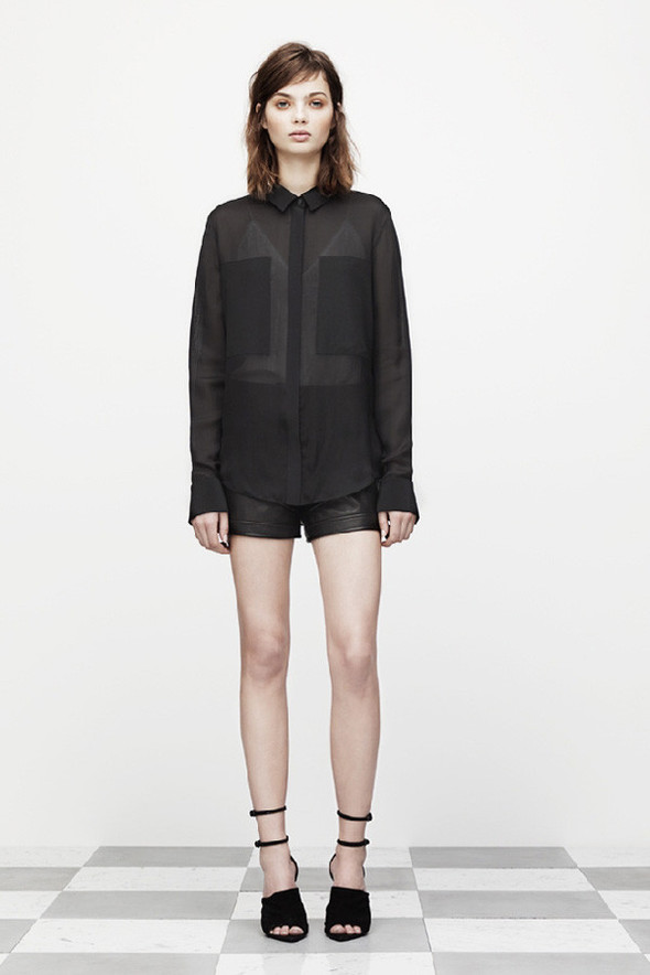 Лукбук: T by Alexander Wang Pre-Fall 2012. Изображение № 2.