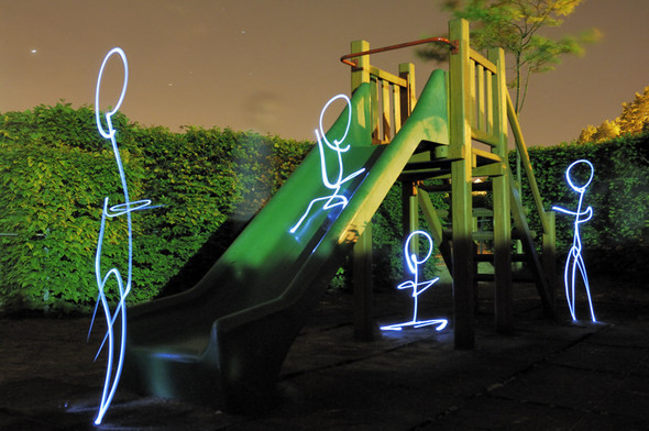 Light Painting by Christopher Hibbert. Изображение № 31.