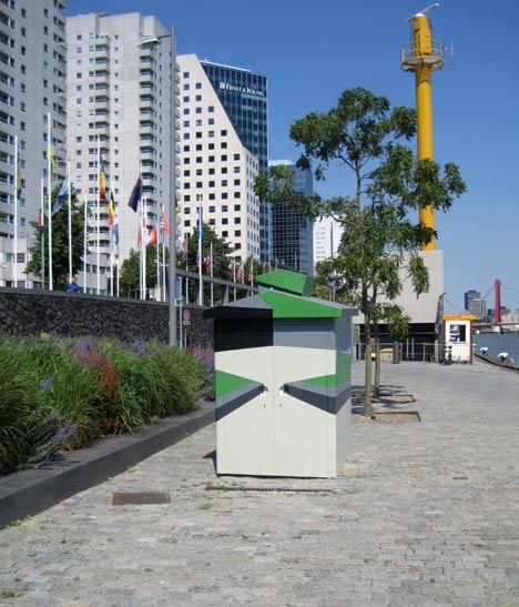 Роланд Оттен демонстрирует «Городской камуфляж». Изображение № 7.