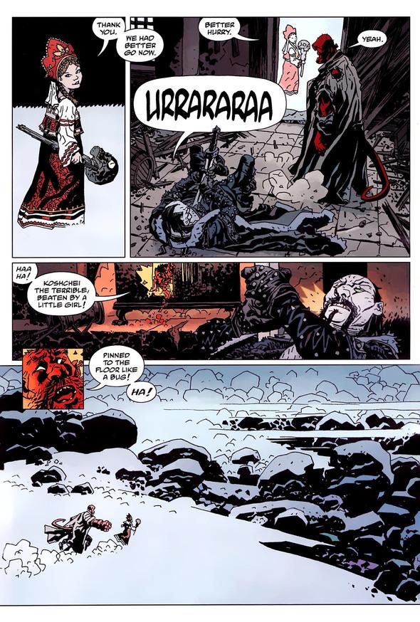 Hellboy. Изображение № 27.