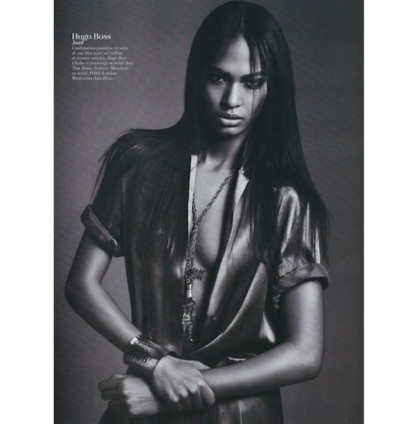 Изображение 37. Съемки: Harper's Bazaar, Industrie, Vogue и другие.. Изображение № 84.