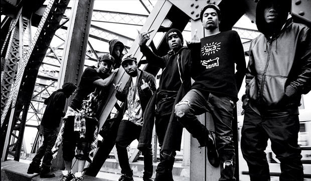 A$AP Mob поделились новым микстейпом . Изображение № 3.