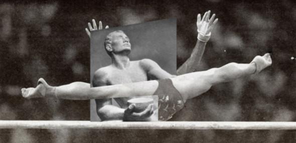 Новая атлетика: Олимпийские виды спорта в коллажах Йена Ульриха. Изображение № 10.