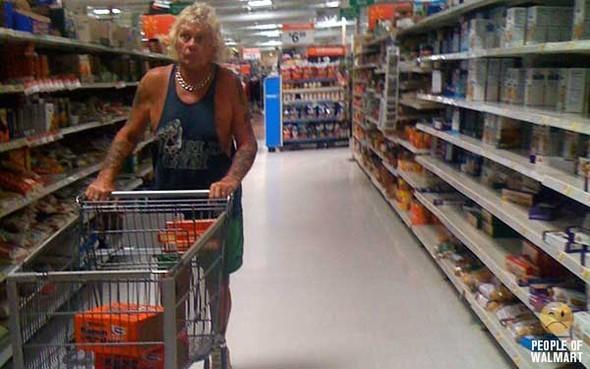 Покупатели Walmart илисмех дослез!. Изображение № 59.
