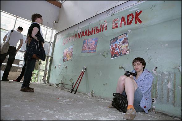 2010-05-15. Москва. Дом Наркомфина. Выставка со взломом. Изображение № 15.