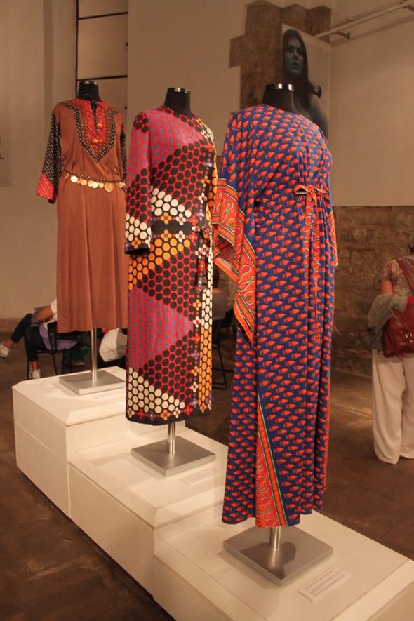 От мини до макси. Мода 60-тых годов 20 века. Изображение № 11.